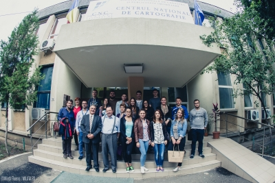 Vizita studenti Summer School 10-sep-2015