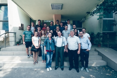 Vizita studenti Summer School 16-sep-2016
